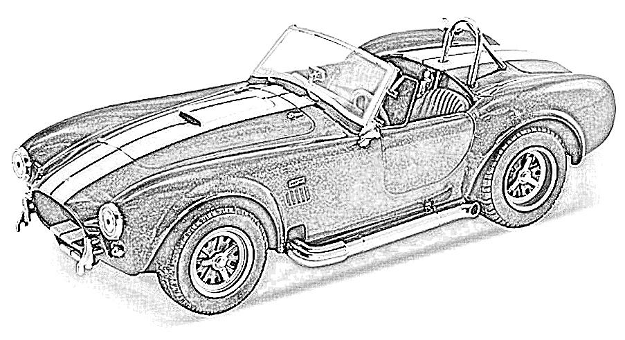 Dibujo del modelo