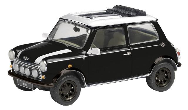 Mini Cooper (2000) Schuco 1/43 Negro