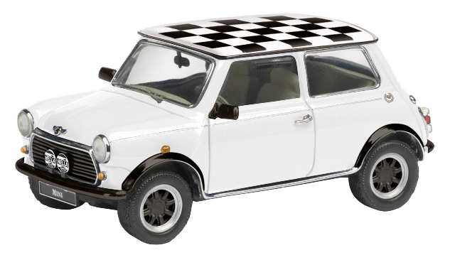 Mini Cooper (2000) Schuco 1/43 Blanco