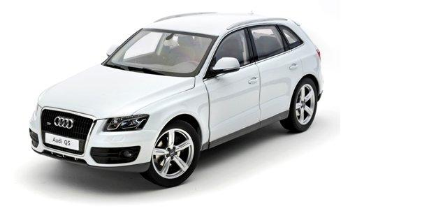 Audi Q5 (2008) Kyosho 1/18 Blanco