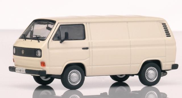 Volkswagen T3a Furgoneta (1980) Premium Classixxs 1/43 Blanco