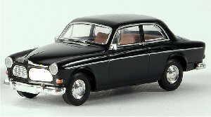 Volvo Amazon 2 p. (1958) Brekina 1/87 Negro