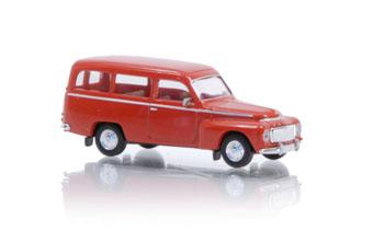 Volvo Duett (1953) Brekina 1/87 Rojo