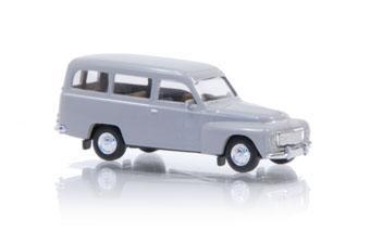 Volvo Duett (1953) Brekina 1/87 Gris