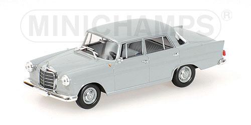Mercedes 190 -W110- (1961) Minichamps 1/43 Gris