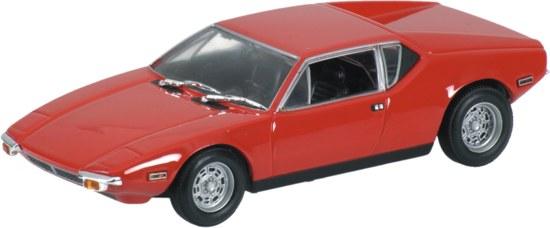 De Tomaso Pantera (1974) Minichamps 1/43 Rojo