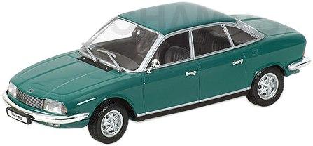 NSU Ro 80 (1972) Minichamps 1/43 Verde