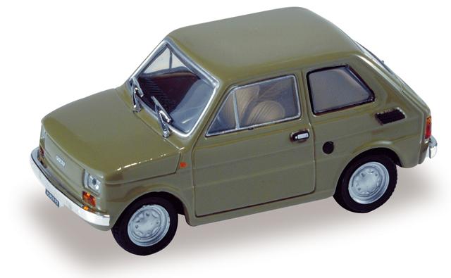 Fiat 126 (1972) Starline 1/43 Verde Salvia
