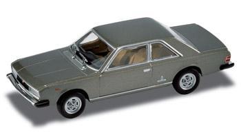 Fiat 130 Coupé (1971) Starline 508926 1/43 Gris Oscuro