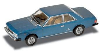Fiat 130 Coupé (1971) Starline 1/43 Azul Metalizado