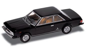 Fiat 130 Coupé (1971) Starline 508926 1/43 Negro