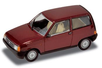 Lancia Y10 (1986) Starline 1/43 Rojo