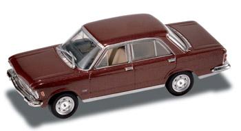 Fiat 130 Berlina (1969) Starline 1/43 Rojo Amaranto
