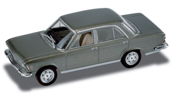 Fiat 130 Berlina (1969) Starline 1/43 Gris Oscuro
