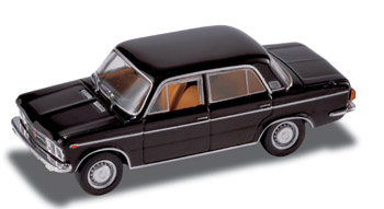 Fiat 125 Special (1968) Starline 1/43 Marrón