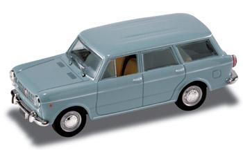 Fiat 1100R Familiar (1966) Starline 511018 1/43 Gris Ceniza