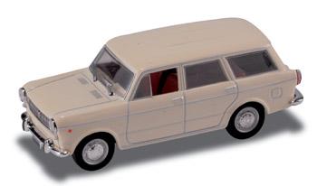 Fiat 1100R Familiar (1966) Starline 1/43 Blanco Avorio