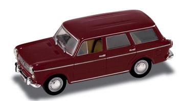 Fiat 1100R Familiar (1966) Starline 1/43 Rojo