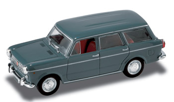 Fiat 1100R Familiar (1966) Starline 511018 1/43 Azul Cielo