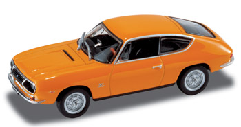 Lancia Fulvia Sport 1.3S (1968) Starline 511421 1/43 Amarillo Holanda - Descatalogado