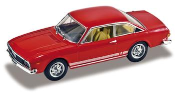 Lancia 2000 Coupé HF (1971) Starline 1/43 Rojo Corsa - Descatalogado