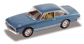 Lancia 2000 Coupé HF (1971) Starline 1/43 Azul Vincennes