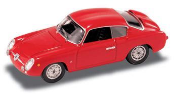 Fiat Abarth 750 Coupé (1956) Starline 1/43 Rojo