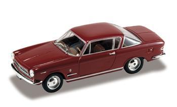 Fiat 2300 Coupé (1961) Starline 521017 1/43 Rojo Corsa - Descatalogado