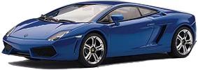 Lamborghini Gallardo LP 560-4 (2008) Autoart 1/43 Azul