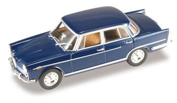 Alfa Romeo 2000 -102- (1957) Starline 55031 1/43 Azul Noche