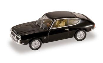 Lancia Fulvia Sport 1.3S (1968) Starline 511421 1/43 Negro