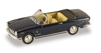 Fiat 2300S Cabriolet abierto (1962) Starline 509619 1/43 Azul - Descatalogado
