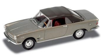 Fiat 2300S Cabriolet cerrado (1962) Starline 1/43 Gris Metalizado