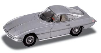 Lamborghini 350GTV (1963) Starline 1/43 Gris Metalizado Faros Cerrados