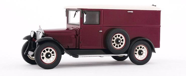 Mercedes Benz L1000 Express (1929) PCXXs 11150 1/43 Granate - Beige