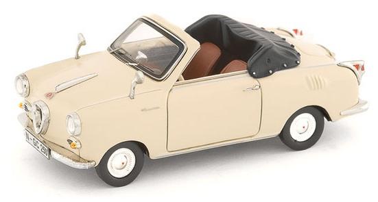 Goggomobil TS250 (1957) Cabrio Premium ClassiXXs 1/43 Beige