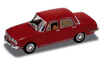 Alfa Romeo 1750 (1968) Starline 510943 1/43 Rojo - Descatalogado