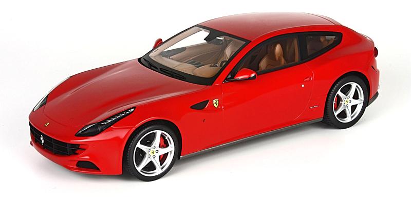 Ferrari FF (2011) BBR 1/18 Rojo Corsa 322