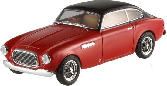 Ferrari 212 Inter Vignale (1951) Hot Wheels 1/43 Rojo Techo Negro