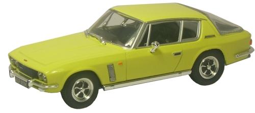 Jensen Interceptor (1966) Oxford 1/43 Verde Lima Mk I