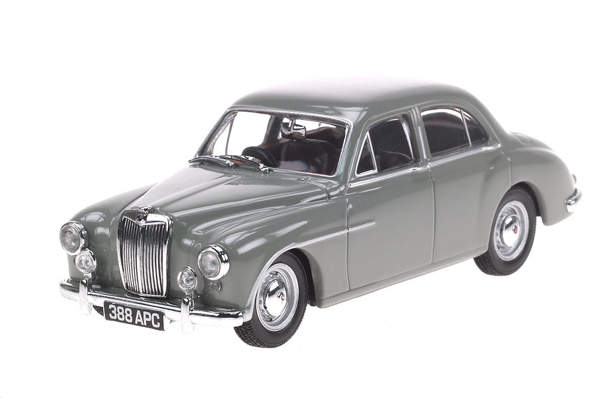 MG ZA Magnette (1953) Oxford 1/43 Gris