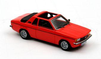 Opel Kadett Aero C (1978) Neo 1/43 Rojo Techo Abierto