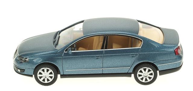 Volkswagen Passat -B6- (2005) Wiking 1/87 Azul Metalizado