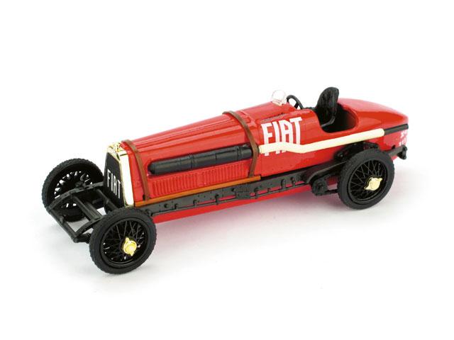 Fiat Mefistofele (1923) Brumm 1/43 Molde Actualizado 2011