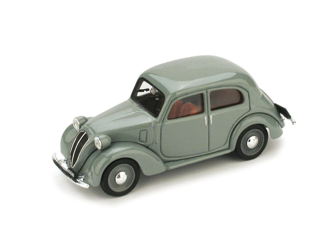Fiat 1100 -508C- (1937) Brumm 1/43 Gris Claro
