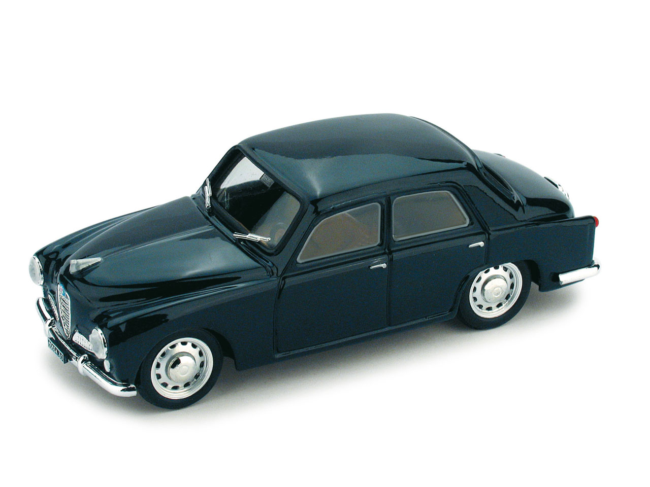 Alfa Romeo 1900 (1950) Brumm 1/43 Azul Oscuro