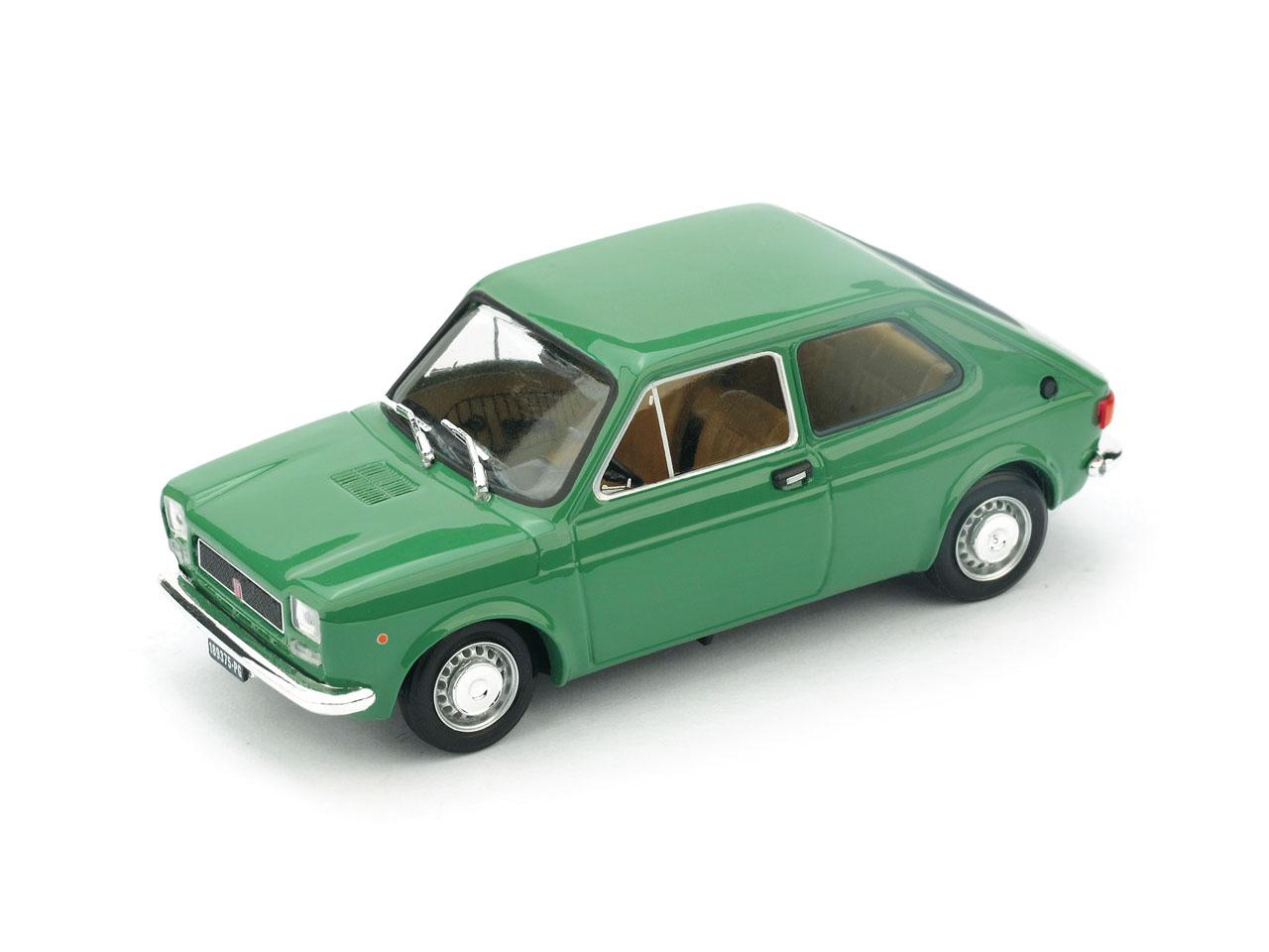 Fiat 127 (1971) Brumm 1/43 Verde Pálido