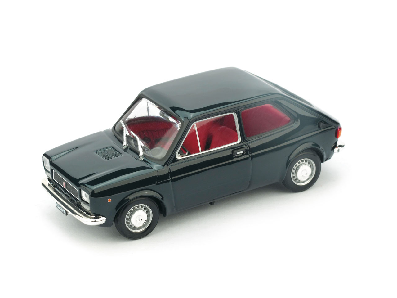 Fiat 127 (1971) Brumm 1/43 Azul Oscuro