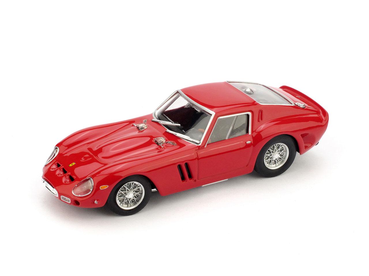 Ferrari 250 GTO (1962) Brumm 1/43 Rojo