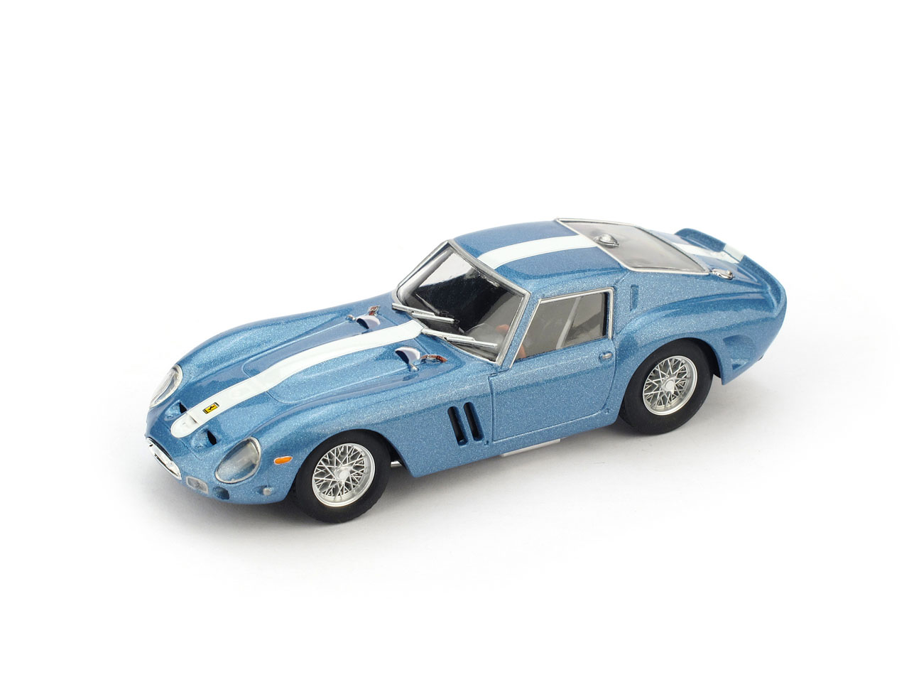Ferrari 250 GTO (1962) Brumm 1/43 Azul Metalizado